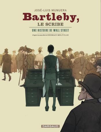 Couverture de l'album Bartleby (One-shot)