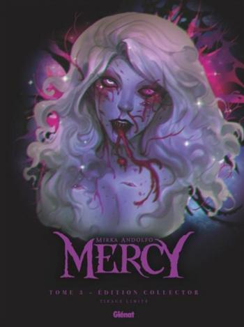 Couverture de l'album Mercy - 3. Tome 3