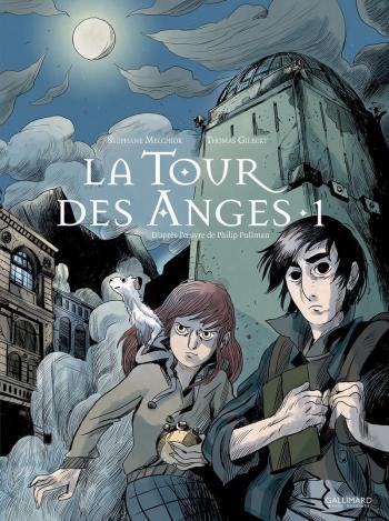 Couverture de l'album La Tour des Anges - 1. Tome 1