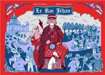 Couverture de l'album Le roi Jéhan (One-shot)