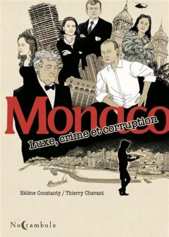 Couverture de l'album Monaco (One-shot)