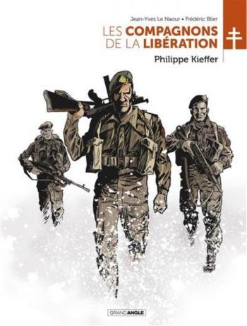 Couverture de l'album Les Compagnons de la Libération - 5. Philippe Kieffer