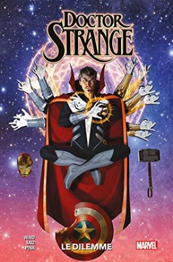 Couverture de l'album Doctor Strange (100% Marvel) - 4. Le Dilemne