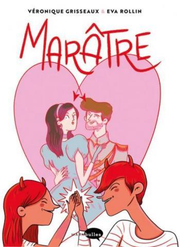 Couverture de l'album Marâtre (One-shot)