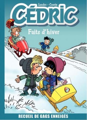 Couverture de l'album Cédric (Best Of) - 1. Faits d'hiver