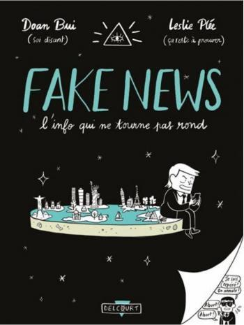 Couverture de l'album Fake news (Bui-Plée) (One-shot)