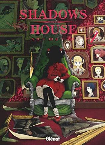Couverture de l'album Shadows House - 4. Tome 4