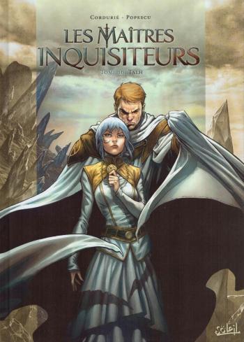 Couverture de l'album Les Maîtres Inquisiteurs - 16. Talh