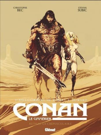 Couverture de l'album Conan le Cimmérien - 12. Xuthal la Crépusculaire