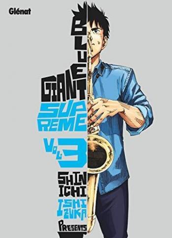 Couverture de l'album Blue Giant Supreme - 3. Tome 3