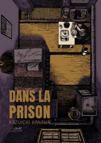 Couverture de l'album Dans la prison (One-shot)