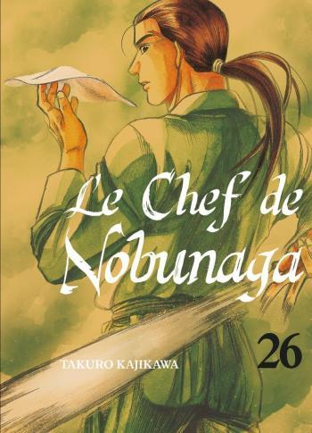Couverture de l'album Le Chef de Nobunaga - 26. Un érudit de la mer