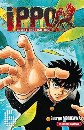 Couverture de l'album Ippo - Saison 6 - The Fighting ! - 6. Tome 6