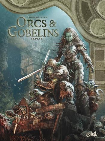 Couverture de l'album Orcs et Gobelins - 12. Pest