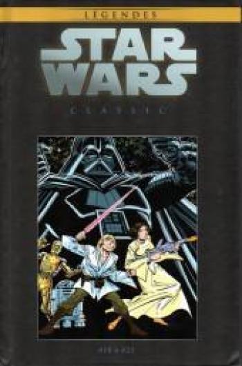 Couverture de l'album Star Wars (Collection Hachette) - 119. Star Wars Classic - #18 à #23