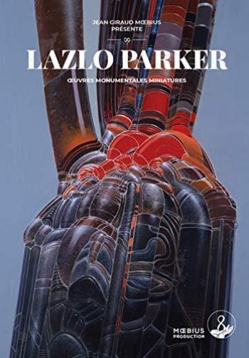 Couverture de l'album Lazlo Parker (One-shot)