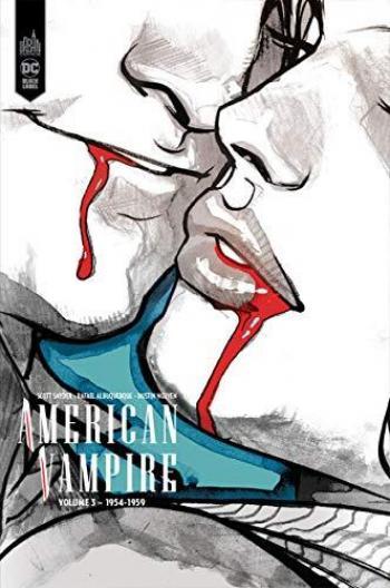 Couverture de l'album American Vampire - INT. Tome 3 : 1954-1959