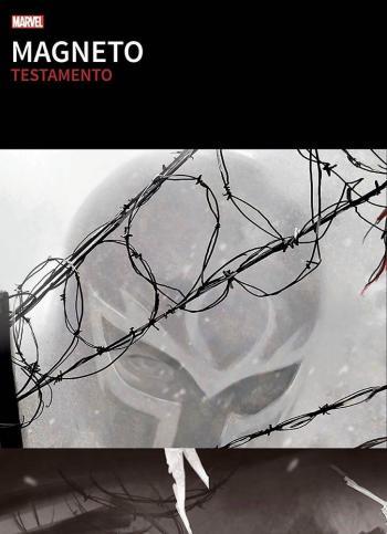 Couverture de l'album Magnéto - Le Testament (One-shot)