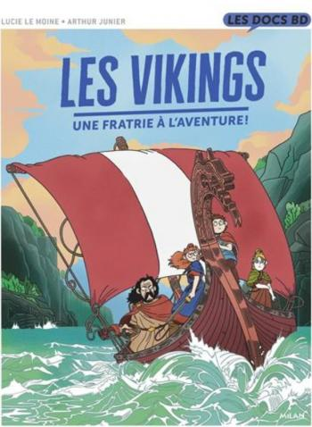 Couverture de l'album Les Vikings (One-shot)