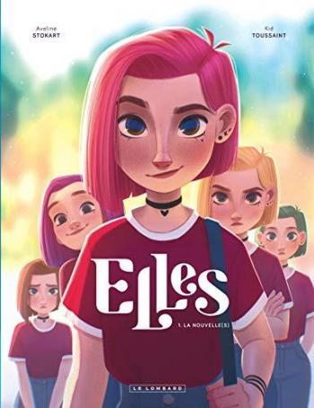 Couverture de l'album Elles (Lombard) - 1. La nouvelle(s)