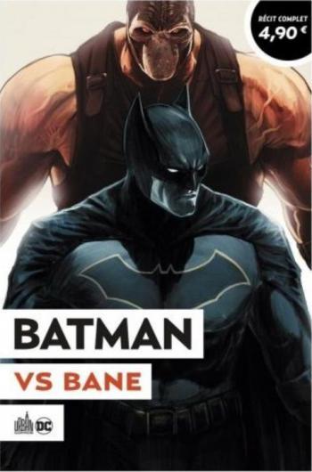 Couverture de l'album Le Meilleur de DC Comics (Opération Été 2021) - 1. Batman vs Bane