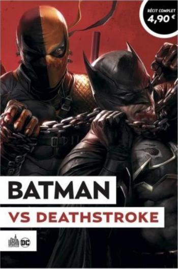 Couverture de l'album Le Meilleur de DC Comics (Opération Été 2021) - 2. Batman vs Deathstroke