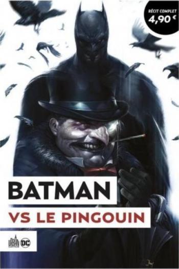 Couverture de l'album Le Meilleur de DC Comics (Opération Été 2021) - 3. Batman vs Le Pingouin