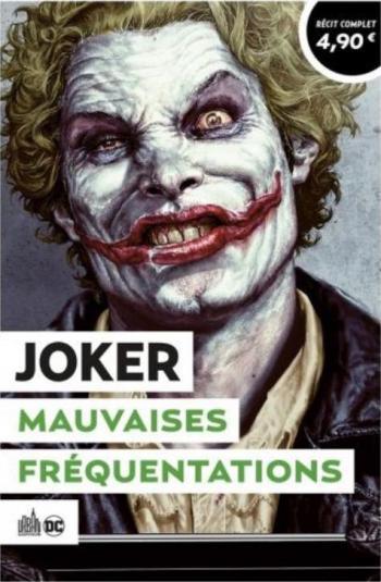 Couverture de l'album Le Meilleur de DC Comics (Opération Été 2021) - 5. Joker - Mauvaises fréquentations