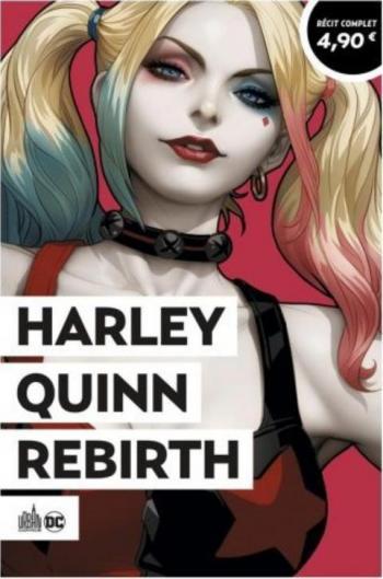 Couverture de l'album Le Meilleur de DC Comics (Opération Été 2021) - 6. Harley Quinn Rebirth