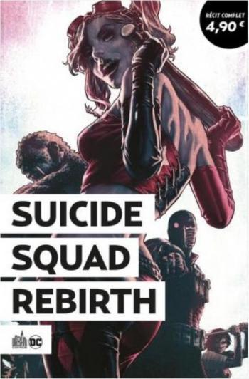 Couverture de l'album Le Meilleur de DC Comics (Opération Été 2021) - 9. Suicide Squad - Rebirth