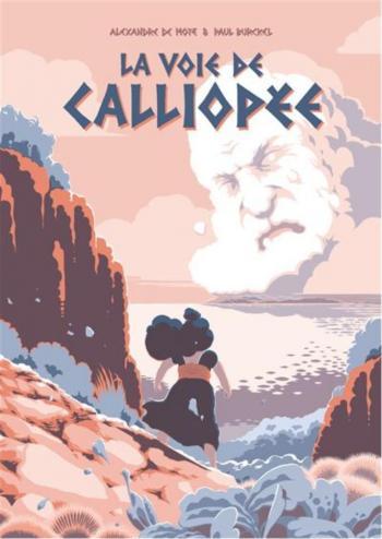 Couverture de l'album La voie de Calliopée (One-shot)