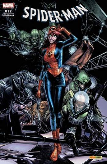 Couverture de l'album Spider-Man (V8) - 12. Tome 12