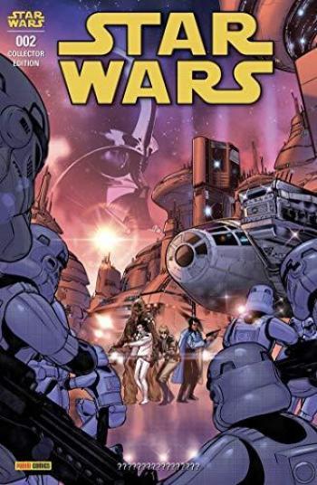 Couverture de l'album Star Wars (Panini Comics V5) - 2. La Voie du Destin (2)