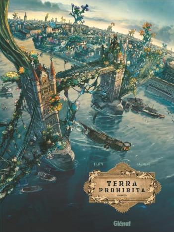 Couverture de l'album Terra prohibita - 2. Tome 2