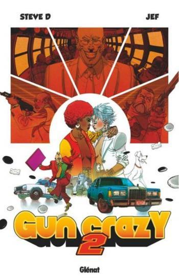 Couverture de l'album Gun Crazy - 2. Tome 2