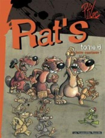 Couverture de l'album Rat'S - 6. La lutte continue