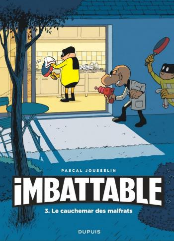 Couverture de l'album Imbattable - 3. Le cauchemar des malfrats