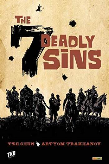 Couverture de l'album The 7 Deadly Sins (Comics) (One-shot)