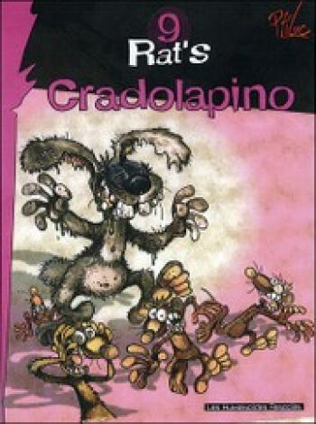 Couverture de l'album Rat'S - 9. Cradolapino