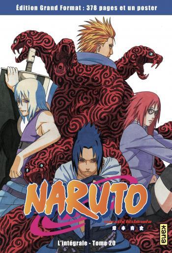 Couverture de l'album Naruto (Hachette) - 20. Naruto
