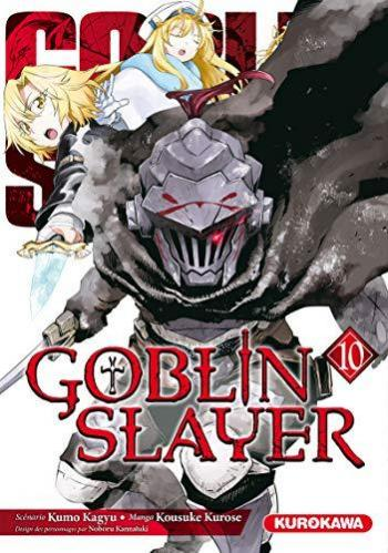 Couverture de l'album Goblin Slayer - 10. Tome 10