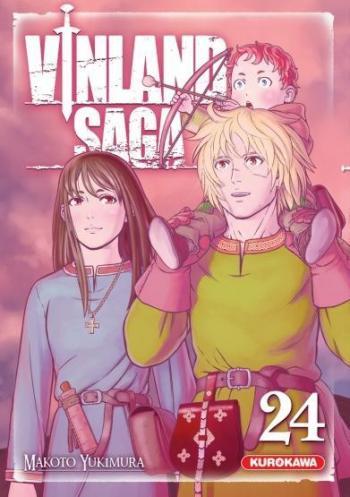 Couverture de l'album Vinland Saga - 24. Tome 24