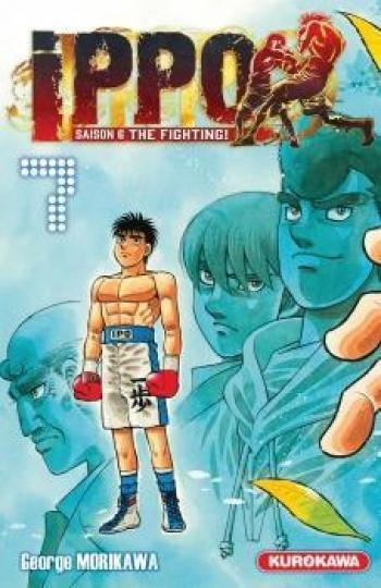 Couverture de l'album Ippo - Saison 6 - The Fighting ! - 7. Tome 07