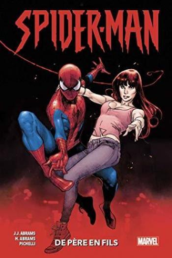 Couverture de l'album Spider-Man : De père en fils (One-shot)