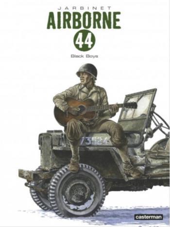 Couverture de l'album Airborne 44 - 9. Black Boys