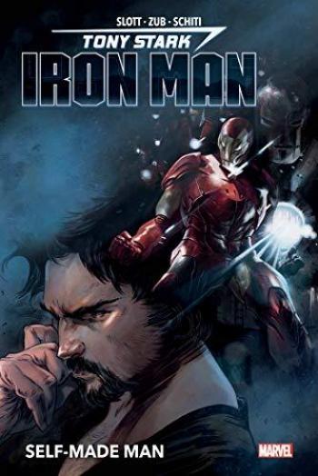 Couverture de l'album Tony Stark: Iron Man - 1. Self-made man