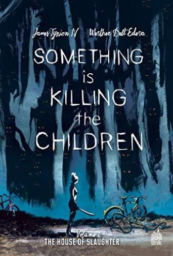 Couverture de l'album Something is killing the children - 2. Tome 2
