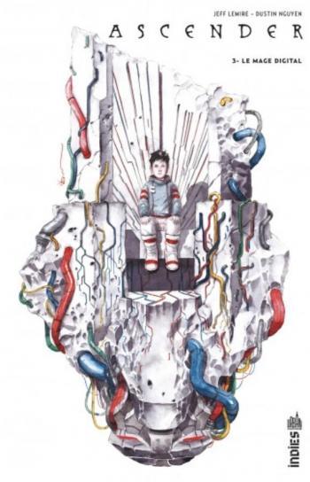 Couverture de l'album Ascender - 3. Le mage digital
