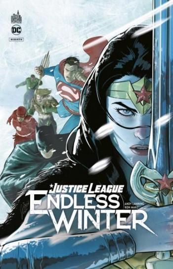 Couverture de l'album Justice League Endless Winter (One-shot)