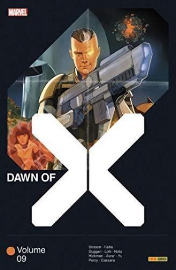 Couverture de l'album Dawn of X - 9. Volume 9